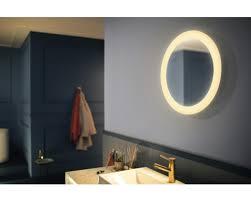 philips hue led spiegelleuchte adore white ambiance ip44 dimmbar 40w 2400 lm 2200 6500 k inkl dimmschalter weiß ø 560 mm kompatibel mit smart home