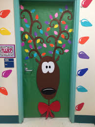 classroom door decoration ideas for christmas home lighting