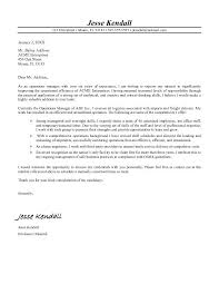 Sample Cover Letter For A Manager Position Best Ideas Of Sample