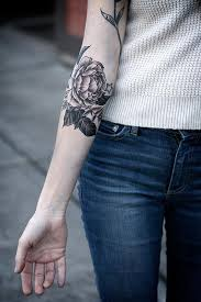 Flower Plant Botanical Tattoos Alice Carrier 66