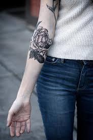 Flower Plant Botanical Tattoos Alice Carrier 66