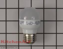 light bulb w10865849 kitchenaid replacement parts