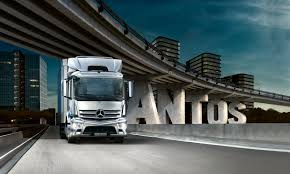 100 New Mercedes Truck The New Antos