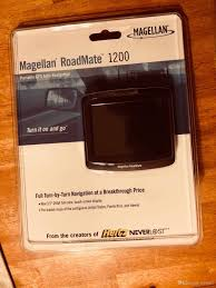 100 Magellan Truck Gps 2019 RoadMate 1200 35 Inch Portable GPS Navigator Brand