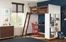 Desk Bunk Bed Combination by Full Size Loft Bed With Desk Underneath Foter