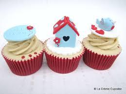 Anniversary Cupcakes Home Sweet