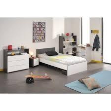 chambre enfants complete stanley chambre enfant complète style contemporain décor blanc et