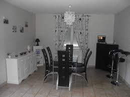 cuisine gris et noir picturesque design salle a manger gris et blanc decoration deco