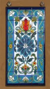 18x18 lotus mandala hand glazed decorative tile mural easypin