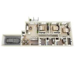 3 bedroom garage apartment floor plans photos and video
