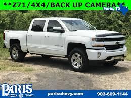 Used 2016 Chevrolet Silverado 1500 LT Stock#38395A Summit White