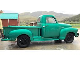 100 1951 Chevy Truck For Sale Chevrolet Pickup For ClassicCarscom CC932374