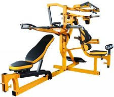 Powertec Fitness Strength Training Equipment