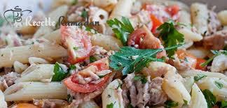 salade de pâtes au thon recette légère pour ramadan