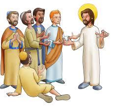 Jesús Resucitando Para Colorear Pintando A Jesús De Nazaret Con Sus