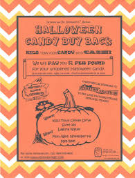 Operation Gratitude Halloween Candy Buy Back by Office News General And Cosmetic Dentist