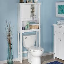 Bathroom Etagere Over Toilet Chrome by Cabinet Over Toilet Storage Target