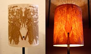 Laser Cut Lamp Shade by Digital Craft Design And Fabrication Services Custom Laser Cut
