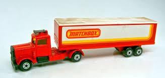 100 Toy Peterbilt Trucks TP24A Box Truck Matchbox Harveys Matchbox