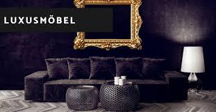 luxus wohnen mit exklusiven designer möbel einrichtungen