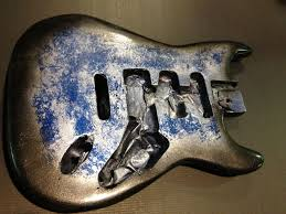 How To Paint Your Guitar With Spray Cans