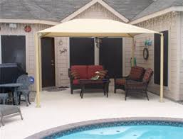 Outdoot Patio Canopies Shade Structures & Residential Sun Shades
