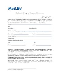 Instrucción De Pago Por Transferencia Electrónica