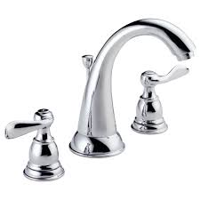 Delta Trinsic Widespread Bath Faucet by Bathroom Faucets Showers Toilets And Accessories Delta Faucet