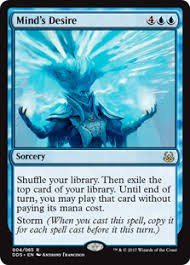 Mtg Storm Deck Legacy by Top Ten Combo Decks Of All Time By Abe Sargent Gatheringmagic