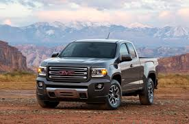 The 2015 GMC Canyon Is A Kelley Blue Book Best Resale Value: Top 10 ...