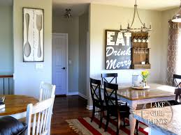 Dining Room Wall Art Fresh Dinning Diy Image The Inspired Projects Pinterest