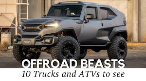 Top 10 Extreme Trucks And Vehicles For Any Off-road Adventure - YouTube 25 Future Trucks And Suvs Worth Waiting For Best Pickup Trucks To Buy In 2018 Carbuyer Top 10 Pickup Trucks Youtube Top Of 2012 Custom Truckin Magazine And The 2013 Vehicle Dependability Study Minneapolis Trucking Companies Fueloyal Of The Futuristic Return Loads Sema Ten Page 3 Chevy Colorado Gmc Canyon Gm High Ford F150 Indepth Model Review Car Driver