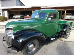 100 Classic Chevrolet Trucks For Sale 1945 Pickup For Carscom CC1088738