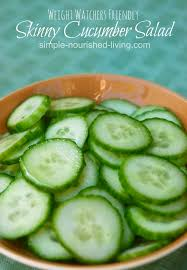 Weight Watchers Pumpkin Fluff Nutrition Facts by Weight Watchers Cucumber Salad Recipe Hungry Recipe Easy