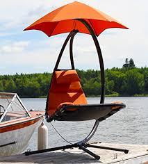 vivere original dream helicopter chair orange zest my hammock