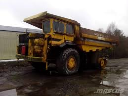 Dumpers Volvo Kockum 565 - Articulated Dump Truck (ADT), Year Of ...