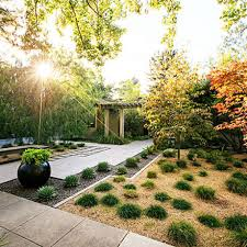 24 Great Ideas For Lawn-free Yards - SFGate Backyards Enchanting Sloped Landscape Design Ideas Designrulz 3 Cool Small Gardens Without Grass Best Idea Home Design Stupendous Decor U Tips On Build Backyard With No Seg2011com Garten Landscaping Do Myself Winsome Simple Front Yards Yard Rustic Ideas Without Grass Back Home Kunts Denver Inspiring 26 For Your Photos Wonderful Pictures
