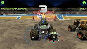 100 Monster Trucks Games Truck Stunts Race And Crush Cars Android