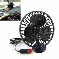 2018 Plastic 12V Powered Mini Truck Car Vehicle Cooling Air Fan ...