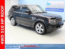 100 Craigslist Cars And Trucks For Sale Houston Tx Land Rover Range Rover Sport For In TX 77002 Autotrader