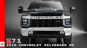 2020 Chevrolet Silverado HD Z71 Truck - YouTube 20 Chevrolet Silverado Hd Z71 Truck Youtube 2019 Chevy Colorado 4x4 For Sale In Pauls Valley Ok Ch128615 Ch130158 2018 4wd Ada J1231388 K1117097 2014 1500 Ltz Double Cab 4x4 First Test K1110494 Used 2005 Okchobee Fl New Crew Short Box Rst At J1230990 Martinsville Va