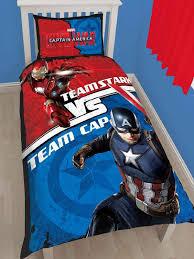 Hello Kitty Lava Lamp Argos by Marvel Captain America Civil War Single Duvet Cover Set Polycotton