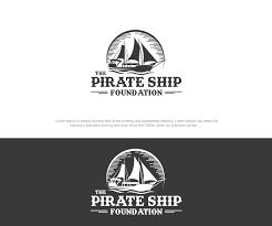 100 Design A Pirate Ship Colorful Bold Logo For The Foundation Logo Plus