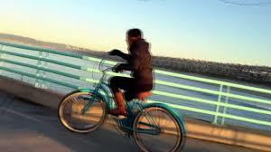 Beach Bikers Early Morning Cruiser Bike Ride