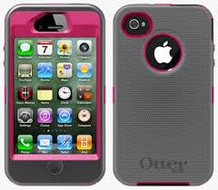 Apple iPhone 4 4S Rugged OtterBox Defender Series Rugged Case