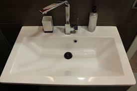 schwarz fackelmann tecno stecker für waschbecken kunststoff