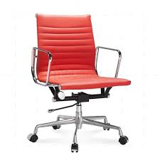 Sparco Office Chair Uk by Red Leather Office Chairs Richfielduniversity Us