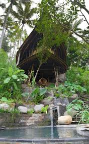 100 Ibuku In Bali Bamboo Architecture Offers Model For A Sustainable