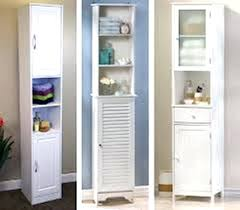 white wall storage cabinet with sliding glass doors white storage