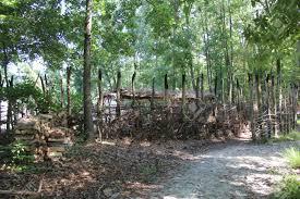 100 Meadowcroft Modular Monongahela Culture Indian Village At